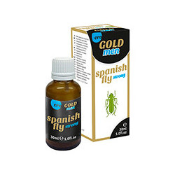 Hiszpańska Mucha Men GOLD strong - 30 ml
