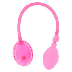 Pompka waginalna w kolorze różowym