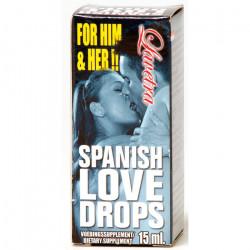 Hiszpańska Mucha DROPS LAVETRA - 15 ml