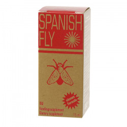 Hiszpańska Mucha SPANISH FLY GOLD - 15 ml