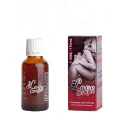 Hiszpańska mucha LOVE DROPS - 30 ml