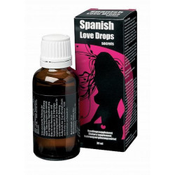 Hiszpańska Mucha Spanish Love Drops Secrets - 30 ml