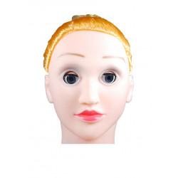 Lalka dmuchana z wibracją BARBI 3D
