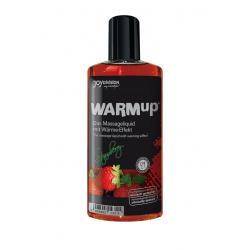 Jadalny olejek WARMup truskawkowy - 150 ml