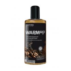 Jadalny olejek do masażu WARMup kawowy - 150 ml