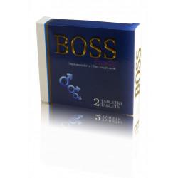 Tabletki na erekcję Boss Energy Ginseng - 2 szt.