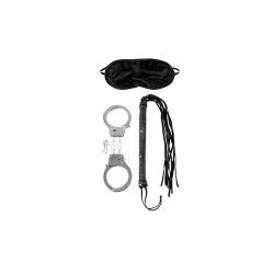 Mini zestaw BDSM dla początkujących - 3 elementy