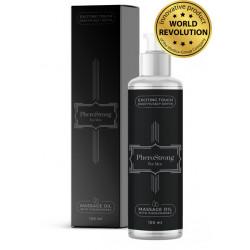 Olejek do masażu z feromonami dla mężczyzn - 100 ml