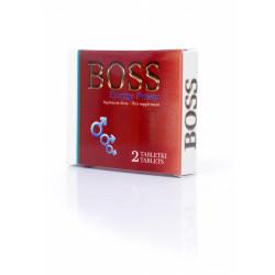 Tabletki na erekcję Boss Energy Power Ginseng - 2 szt.