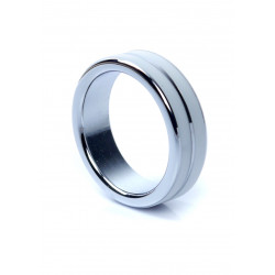 Pierścień-Metal Cock Ring Medium