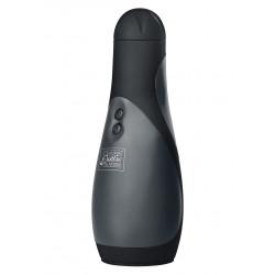 Masturbator-APOLLO POWER STROKER BLACK
