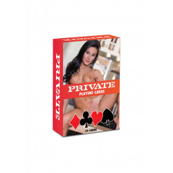 PRIVATE Playing Cards 1 pcs