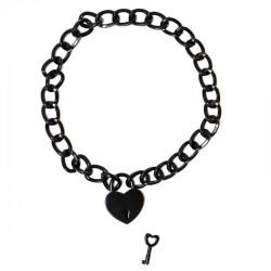 Wiązania- The Collar Party Hard Embrace Black