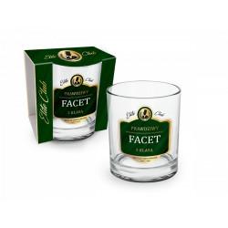 Elite Club - szklanka do whisky 270ml - Prawdziwy facet