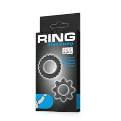 BAILE - RING FLOWERING SILICONE