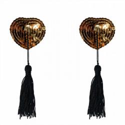 Pasties Burlesque Gipsy Golden