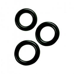 Pierścień-COLT 3 RING SET BLACK