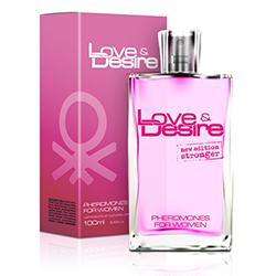 Feromony-Love Desire 100 ml Women