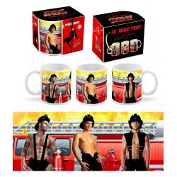 XXX SHOW - kubek Boss 300 ml - Strażacy